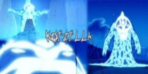 Koizilla Avatar State Aang