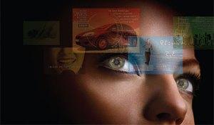 Augmented Reality Contact Lens Screens Raygun Studio