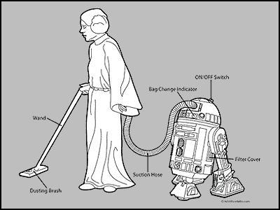 Human In A Vacuum
