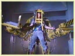 Ripley's Power Loader Aliens Movie