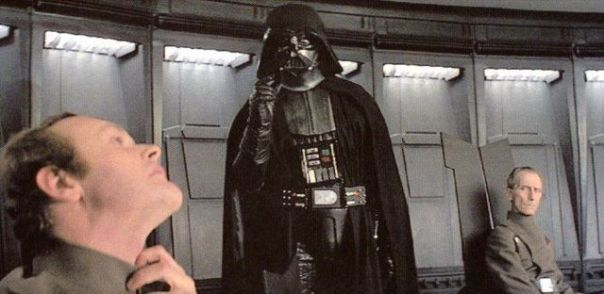 Darth Vader:  Editor in Chief