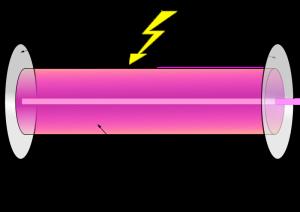 laser diode diagram