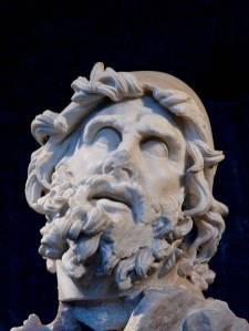 The Head of Odysseus