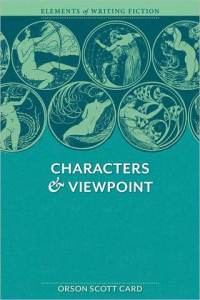 characters and viewpoint second edition Orson Scott Card