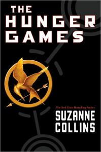 The Hunger Games cover by Suzanne Collins