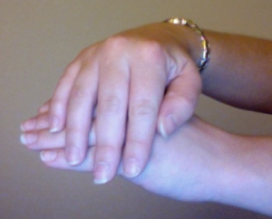 third finger left hand