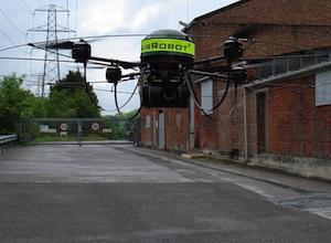 AR100B drone chopper