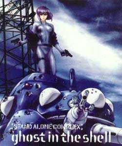 ghost in the shell stand alone complex poster