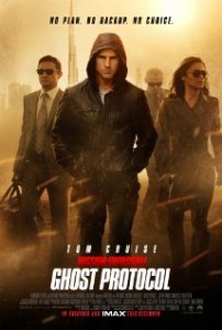 Mission Impossible: Ghost Protocol poster