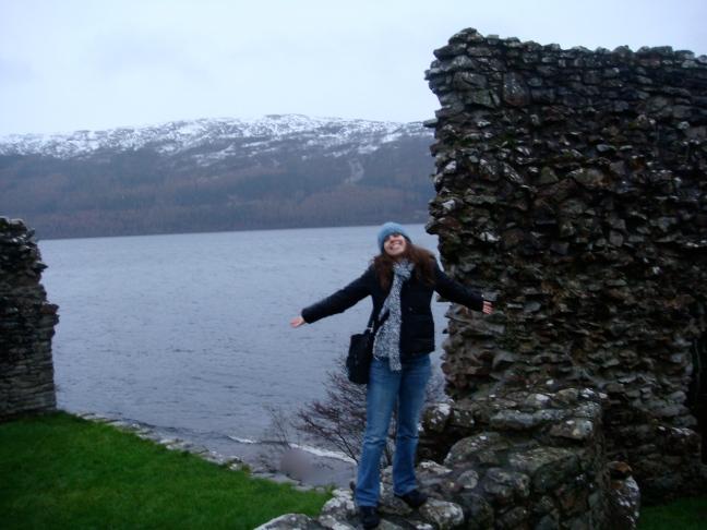 urquart castle loch ness