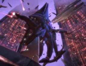 Reaper citadel battle