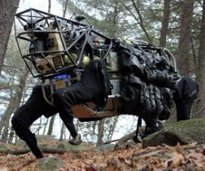 DARPA LS3 BIGDOG