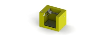 makibox a6 render 3D printer