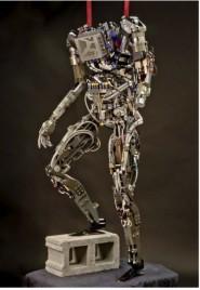 DARPA Petman posing