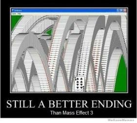 Still a better ending than Mass Effect 3