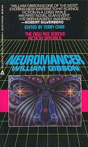 Neuromancer original cover