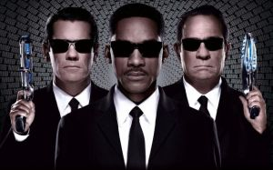 Men in Black 3 poster image