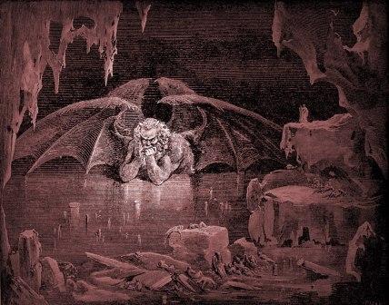 Dante-Satan