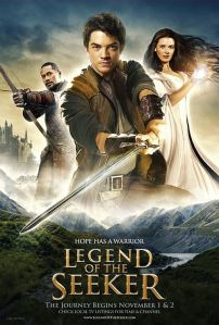 The Legend of the Seeker tv series poster