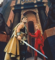 Richard Rahl and Mord Sith The Temple of the Wind Terry Goodkind