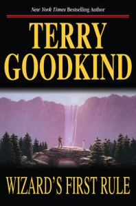 Wizards first rule Terry Goodkind Cover