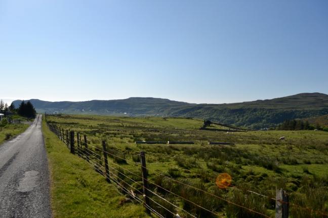 scotland countryside mountains