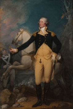 People have debated Washington's status as a general for centuries now.  He had a steep learning curve, but he adapted and won.