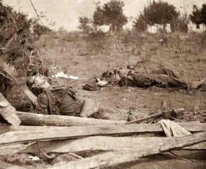 The dead of the Civil War