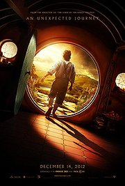 The Hobbit - An Unexpected Journey poster image