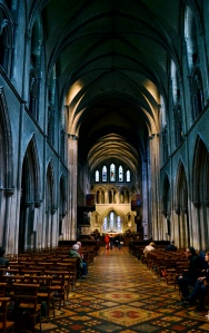 saint patrick's cathedral hall
