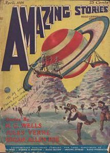 Amazing Stories April 1926 Volume 1, Number 1