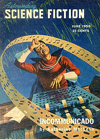 Astounding Science Fiction June 1950