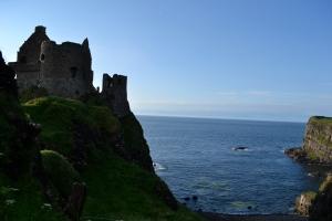 irish castle dun luce