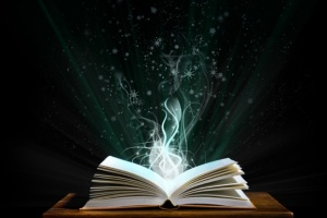 Reading: Just a bit of magic