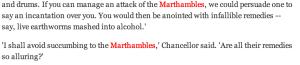 Marthambles Dunnett