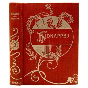 robert louis stevenson kidnapped novel cover
