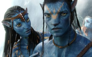 Speaking of another scifi-western connection, did anyone besides me notice how Avatar closely resembles Dances with Wolves?
