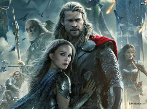 thor the dark world film