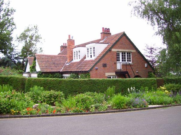 Lewis's house, The Kilns, Headington Quarry, Oxford