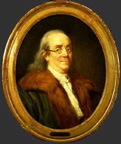 """ . . . a republic--if you can keep it.""   Ben Franklin"