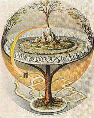 Yggdrasil, the World Oak
