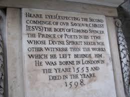 Spenser's Tomb