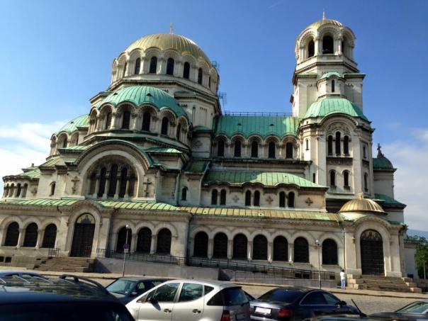 BulgariaSofiaCathedral
