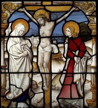 Crucifixion-Glass
