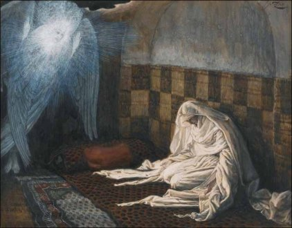 Painting-annunciation-Anon