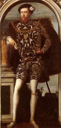 Sir Henry Howard, Earl of Surrey